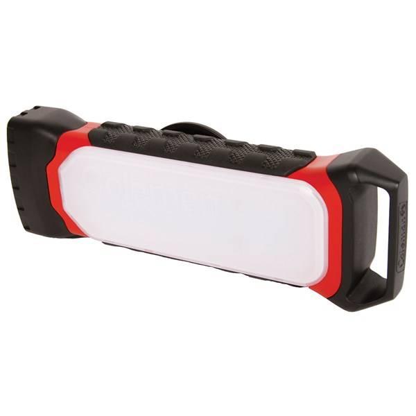 Svítilna Coleman 2 Way Panel Light+ černá/červená