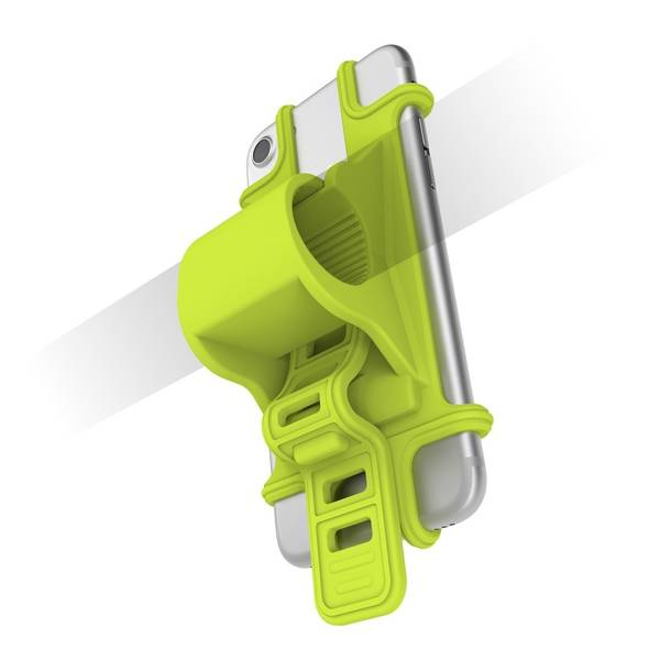 Držák na mobil Celly EASY BIKE na kolo (EASYBIKEGN) zelený