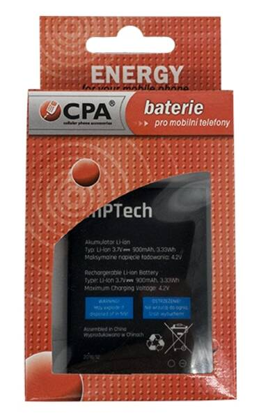 Batéria CPA Halo 900 mAh, LI-ION pro HALO 11