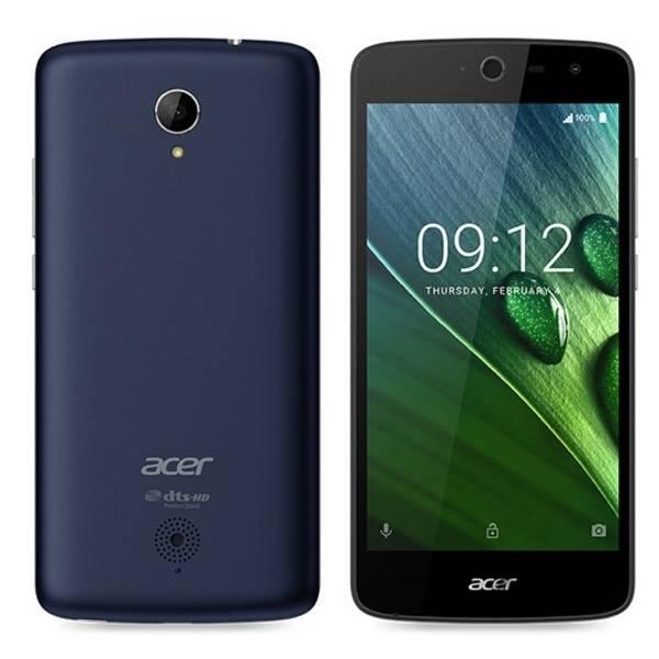 Mobilní telefon Acer Liquid Zest LTE Dual SIM (HM.HUSEU.001) modrý