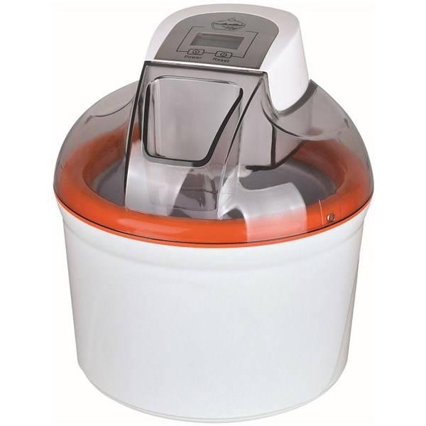 Zmrzlinovač Guzzanti GZ 155 biely/oranžový