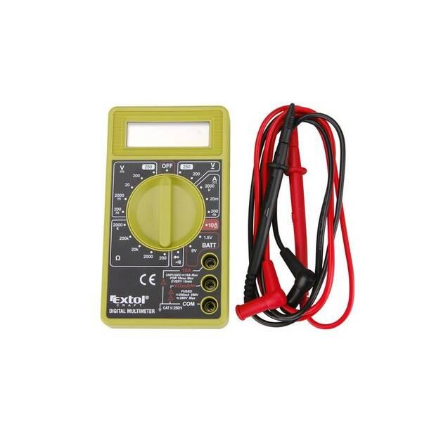 Multimetr EXTOL Craft 600011