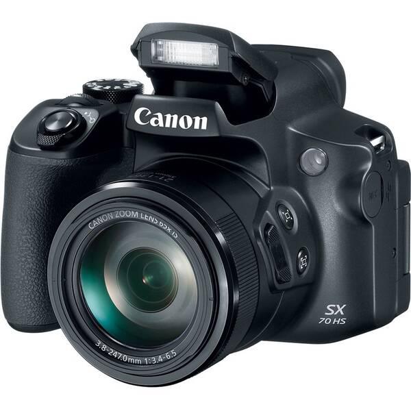 Digitálny fotoaparát Canon PowerShot SX70 HS (3071C002) čierny