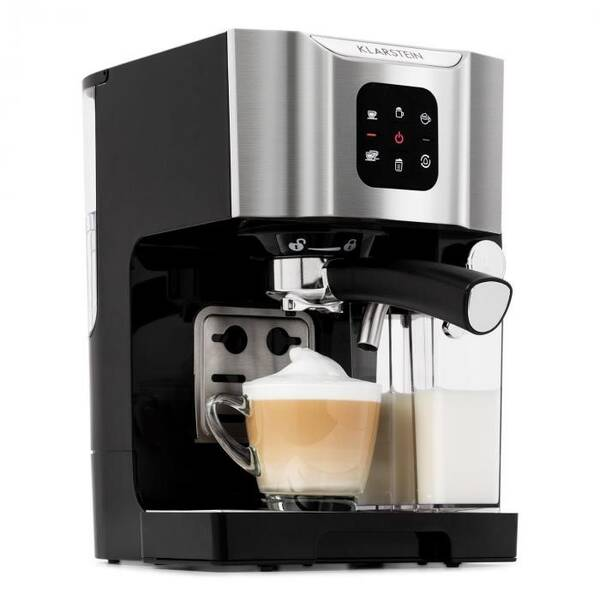 Espresso Klarstein BellaVita šedé