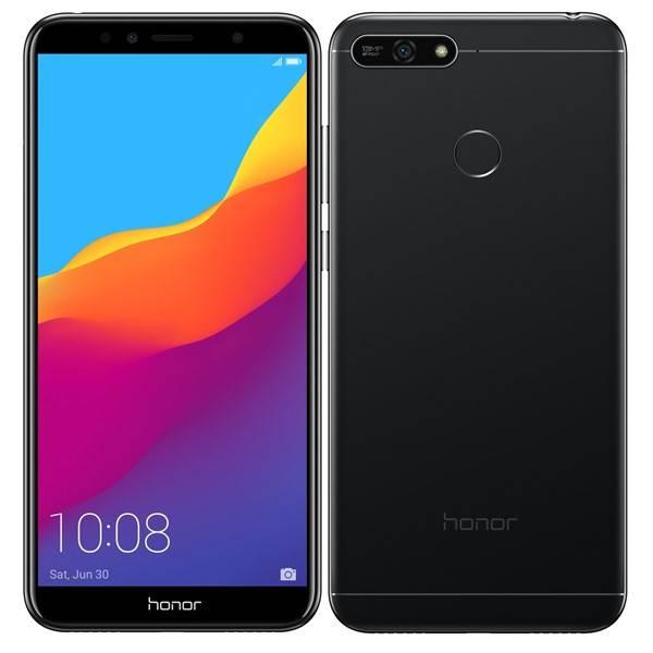 Mobilný telefón Honor 7A 32 GB Dual SIM (51092RBL) čierny