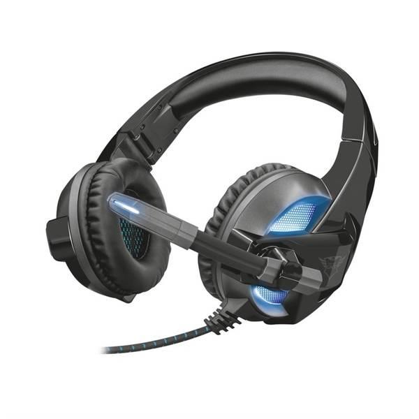 Headset Trust GXT 410 Rune Illuminated (22896) černý
