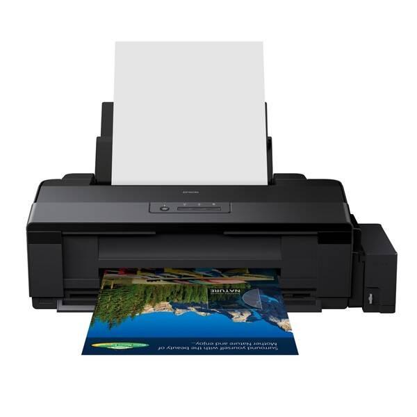 Tiskárna inkoustová Epson L1800 (C11CD82401) černá