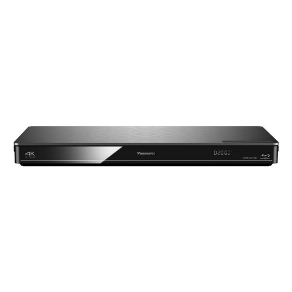 Blu-ray přehrávač Panasonic DMP-BDT381EG stříbrný