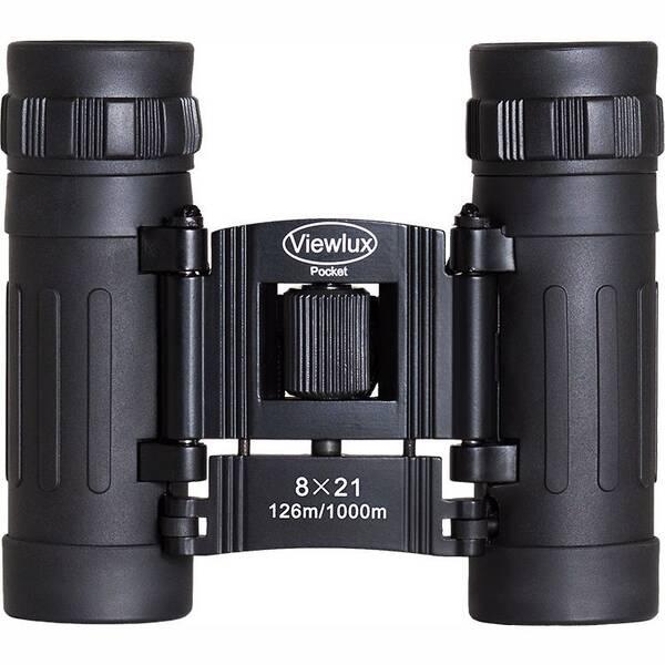 Dalekohled Viewlux Pocket 8x21 (A4516) černý