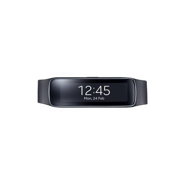 Fitness náramek Samsung Galaxy Gear Fit (SM-R3500ZKAXEZ) černé