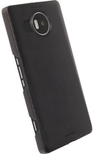 Kryt na mobil Krusell pro Lumia 950 XL (388330) čierny