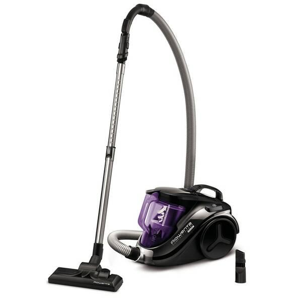 Vysávač podlahový Rowenta RO3729EA čierny/fialový