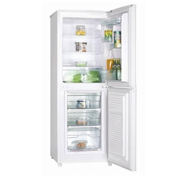 Chladnička s mrazničkou Goddess RCD0147GW9 bílá