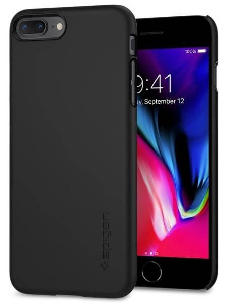 Kryt na mobil Spigen Thin Fit Apple iPhone 7 Plus   8 Plus (HOUAPIP8PSPBK)  ... 956233453aa