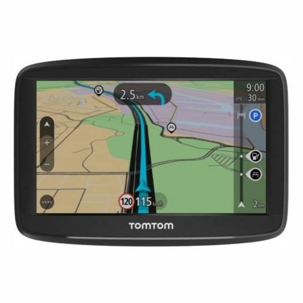 Navigační systém GPS Tomtom START 42 Regional CEE (1AA4.030.00) černá