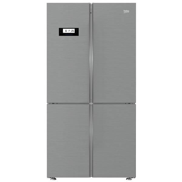 Americká lednice Beko GN1416233ZX