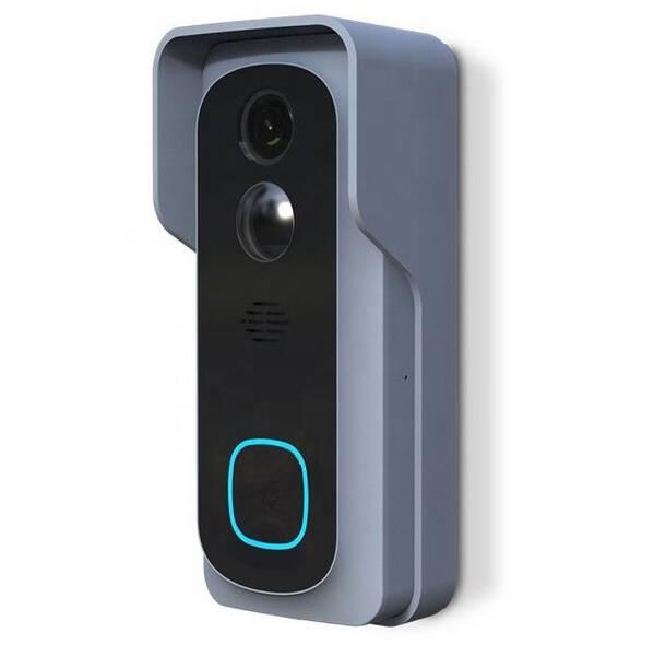 Zvonek bezdrátový iQtech SmartLife C600, Wi-Fi zvonek s kamerou (iQTC600) (vrácené zboží 8801006895)