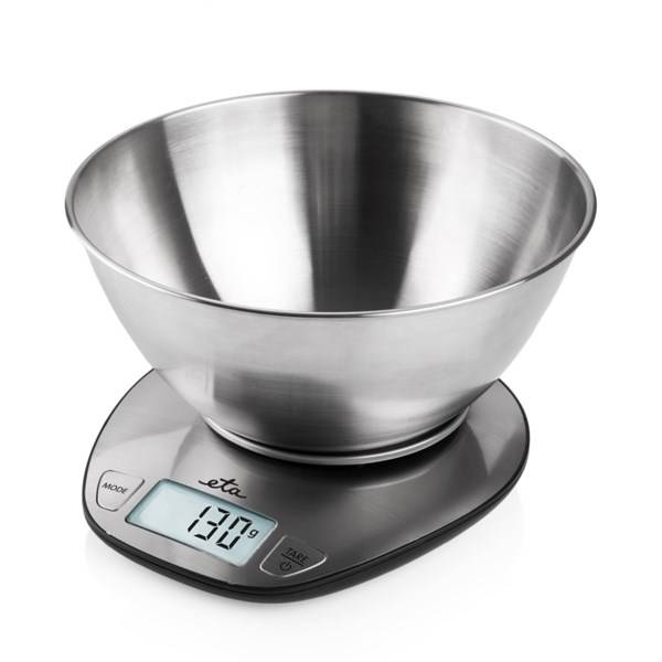 Kuchyňská váha ETA Dori 6778 90000 nerez (poškozený obal 3000009334)