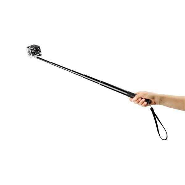 Selfie tyč GoGEN 3 teleskopická (GOGSELFIE3B) černá