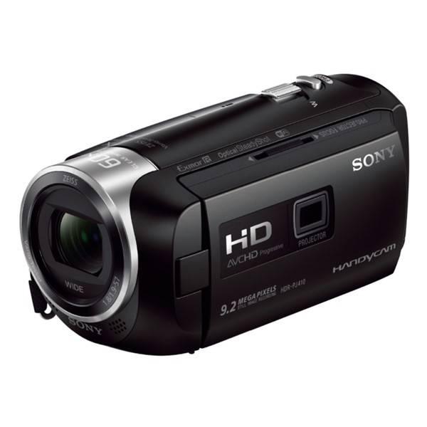 Videokamera Sony HDR-PJ410B čierna