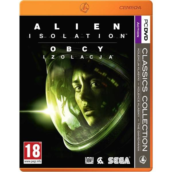 Hra Sega PC CC: Alien: Isolation (422551)