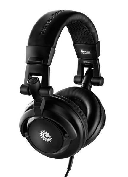 Slúchadlá Hercules DJ M40.1 čierna