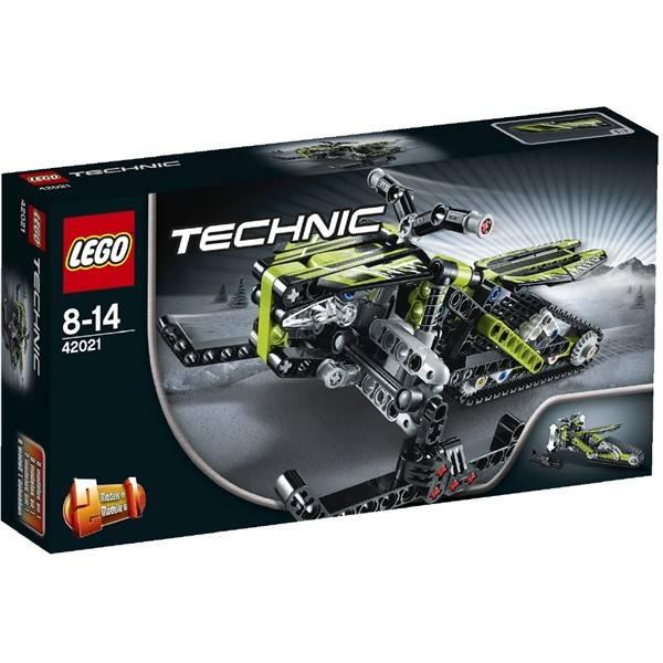 Stavebnice LEGO® Technic 42021 Sněžný skútr