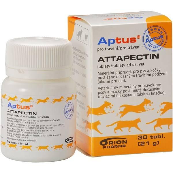 Tablety Aptus Attapectin 30 tbl