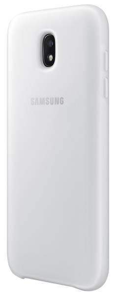 Kryt na mobil Samsung Dual Layer Cover pro J3 2017 (EF-PJ330CWEGWW) biely  ... c97f7b87388