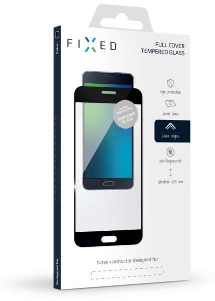 Ochranné sklo FIXED Full-Cover pro Samsung Galaxy J5 (2017) (FIXGF-170-033BK) černé (vrácené zboží 8800164373)