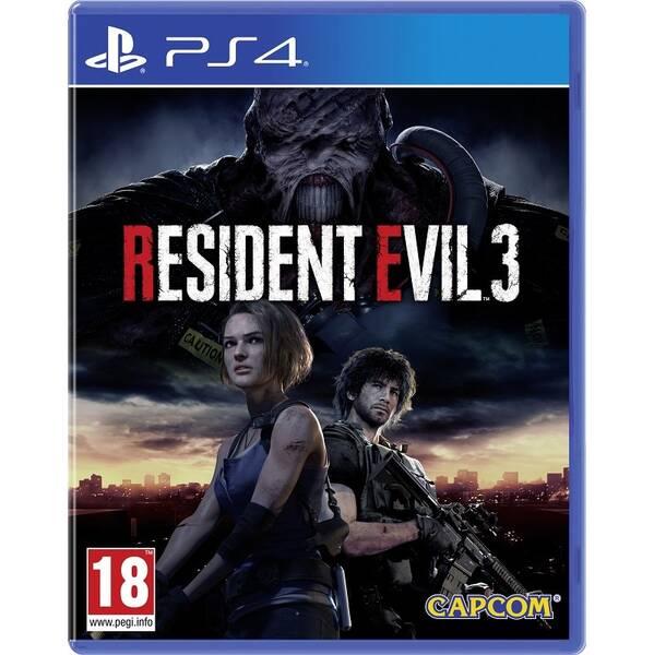 Hra Capcom PlayStation 4 Resident Evil 3 Remake (5055060949696)