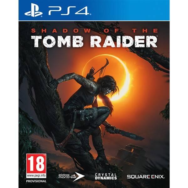Hra SQUARE ENIX PS4 Shadow of Tomb Raider (5021290080980)