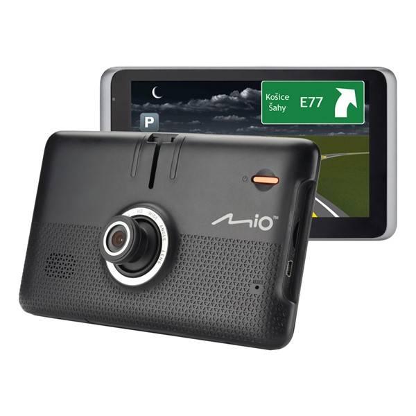 Navigačný systém GPS Mio MiVue Drive 65LM s kamerou, mapy EU (44) Lifetime (5262N5380035) čierna