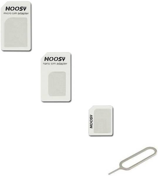 Adaptér OEM Noosy SIM (Nano, Micro, Mini) (MP08351)