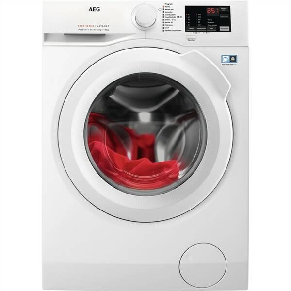 Pračka AEG ProSense™ L6FBI48WC bílá
