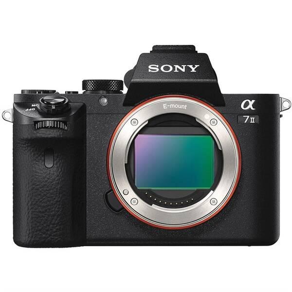 Digitální fotoaparát Sony Alpha 7 II tělo černý