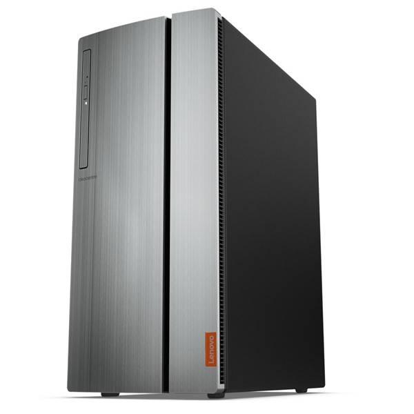 Stolní počítač Lenovo IdeaCentre 720-18IKL (90H0001VCK) šedý