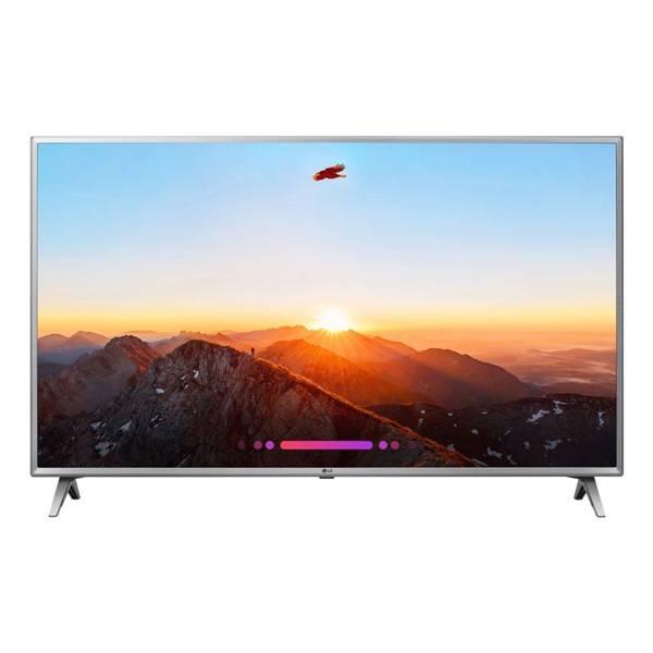 Televize LG 86UK6500PLA titanium