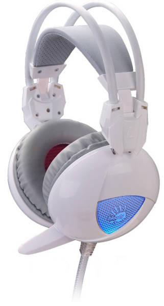 Headset A4Tech Bloody G310 (G310) biely