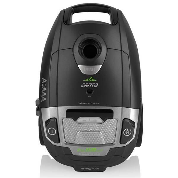 Podlahový vysávač ETA Canto II 2492 90020 strieborný/sivý