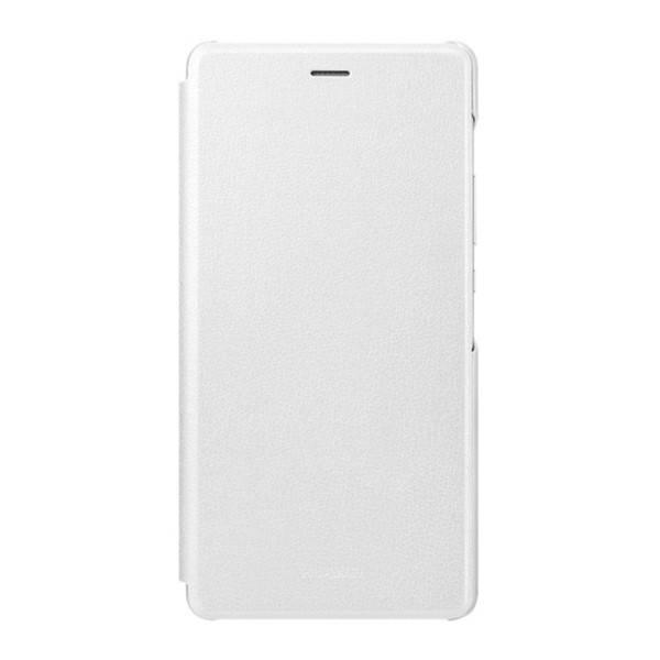 Pouzdro na mobil flipové Huawei Smart View pro Nova (51991768) bílé (vrácené zboží 8800189012)