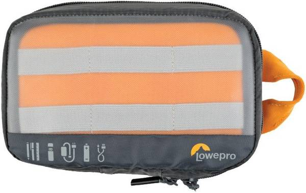 Púzdro Lowepro GearUp Pouch Mini (E61PLW37138) sivé