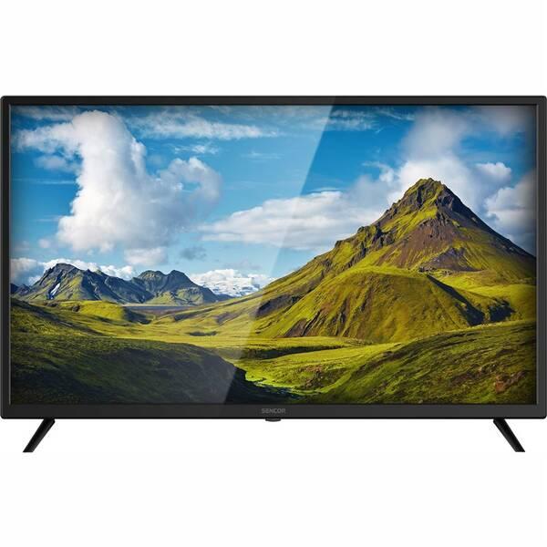 Televize Sencor SLE 3227TCS černá