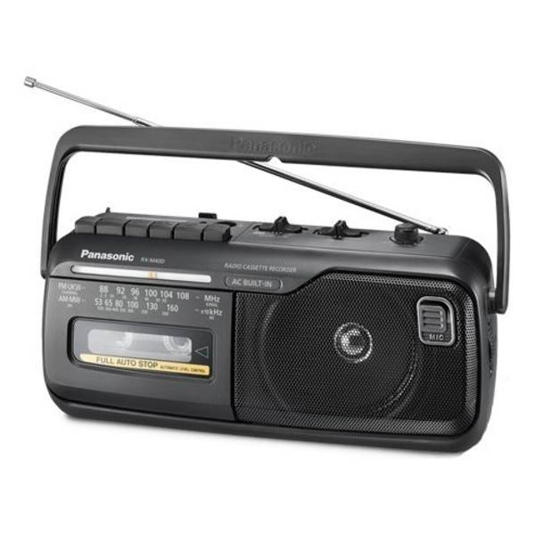 Radiopřijímač Panasonic RX-M40DE-K černý