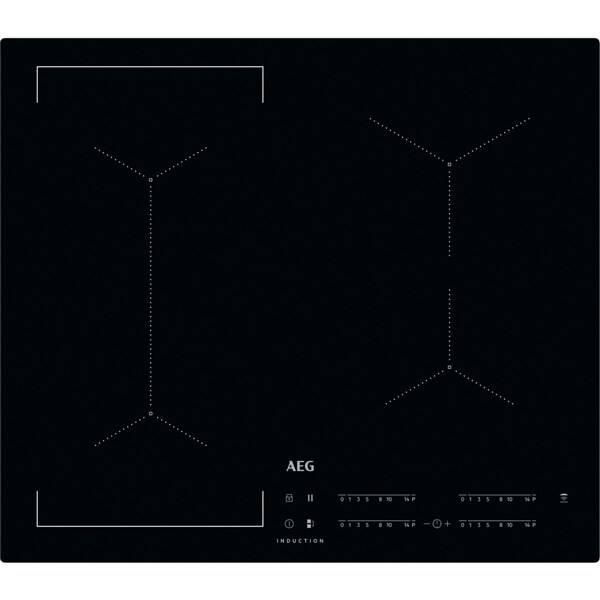 Indukční varná deska AEG Mastery IKE64441IB černá