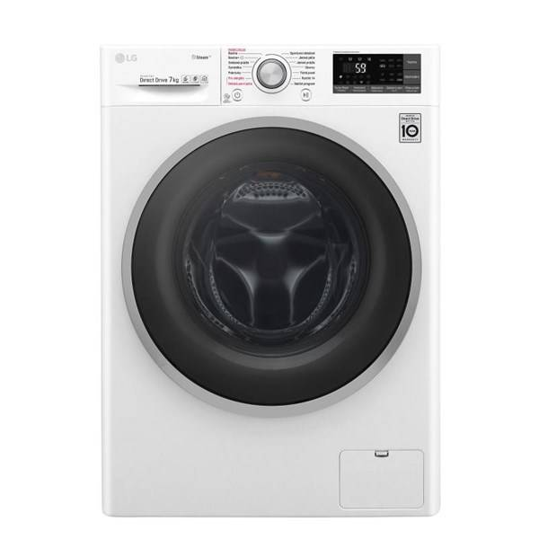 Pračka LG F72J7HY1W bílá