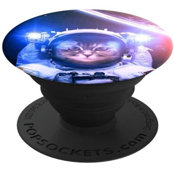Držák na mobil PopSockets Catstronaut