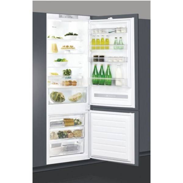 Chladnička s mrazničkou Whirlpool SP40 800 EU