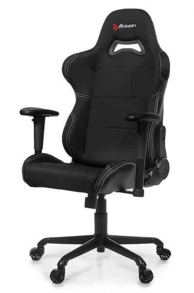 Herní židle Arozzi TORRETTA (TORRETTA-BK) černá