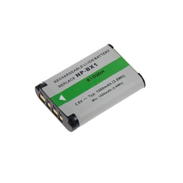 Baterie Avacom Sony NP-BX1 Li-ion 3,6V 1080mAh (DISO-BX1-483)